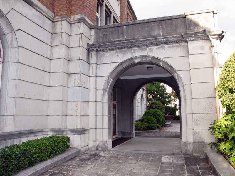 米子市山陰歴史館 外観